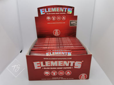 Elements - Reds