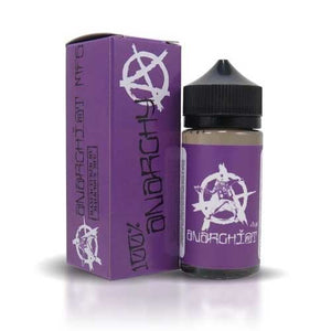 Anarchist Purple 100ml Grape Bubblegum Top Shelf Vapes Mitcham Vape Shop