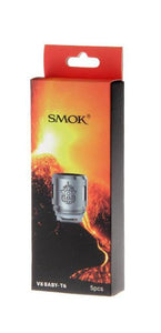 Smok TFV8 Baby Beast V8 Baby-T6 Coils (5 Pack)