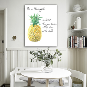 Pineapple Art Be Sweet