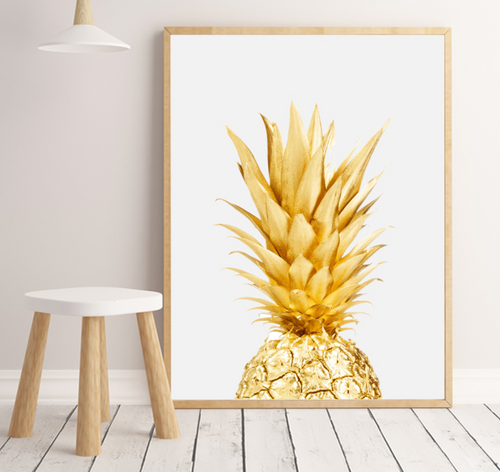 Pineapple Art Be Mine