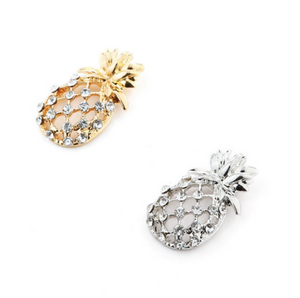 Pineapple Romantic Earrings