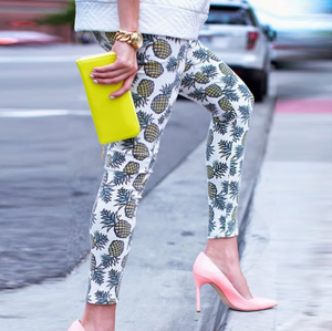 Pineapple Executive Leggings
