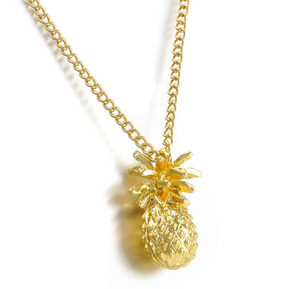Pineapple Vintage Necklace