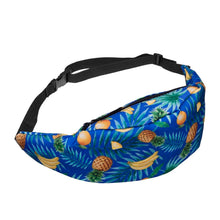 Pineapple Fanny Pack
