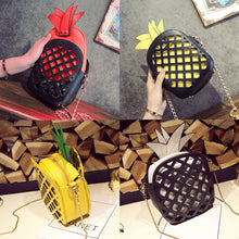 Pineapple Mini Hand Bag