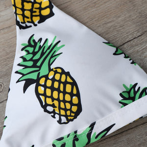 Pineapple Zaful Bikini