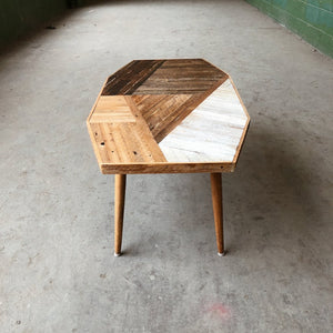 """Geo"" Table #2 - Wall Woodworking"