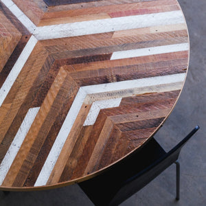 ROUND LATH TABLE - Wall Woodworking