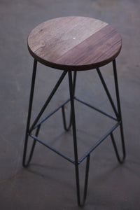 Second Best Stool - Wall Woodworking