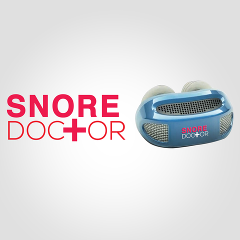 Snore Doctor - Snoring/ Sleep Apnea Relief
