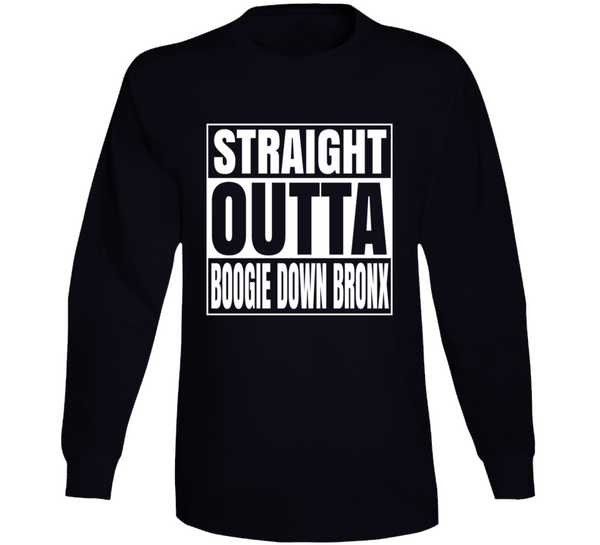 The Boogie Down Long Sleeve
