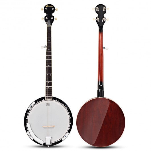 5 String Banjo with Case