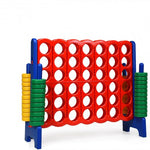 Jumbo 4-to-Score 4 in A Row Giant Game Set-Blue