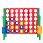 Jumbo 4-to-Score 4 in A Row Giant Game Set-Green