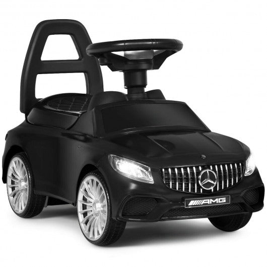 Licensed Mercedes Benz Kids Ride