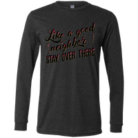 Men's Jersey Long Sleeve T-Shirt