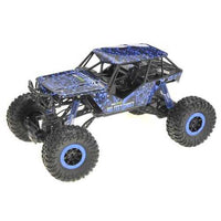 4WD Rally Rock Crawler Car (Blue)