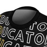 Educator All-over-Print T-shirt