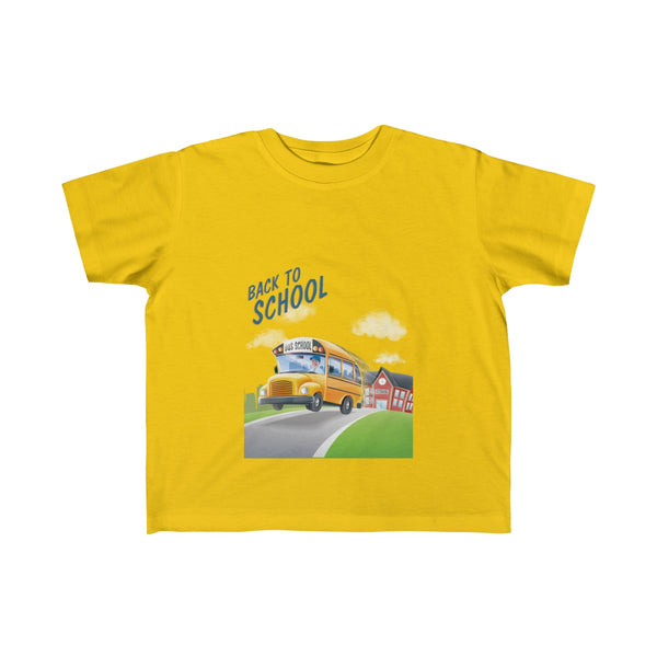 Back to Skooooll T-shirt