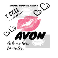Avon Sales  PNG format only...