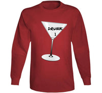 Drunk One Ladies T Shirt