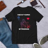 New york Strong (Dark Rich colors)