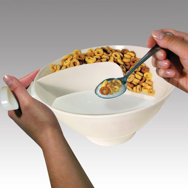 Two In one Cereal bowl