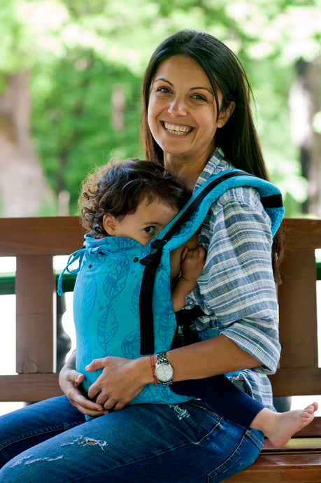 Eywa Baby Carrier - FEATHERS