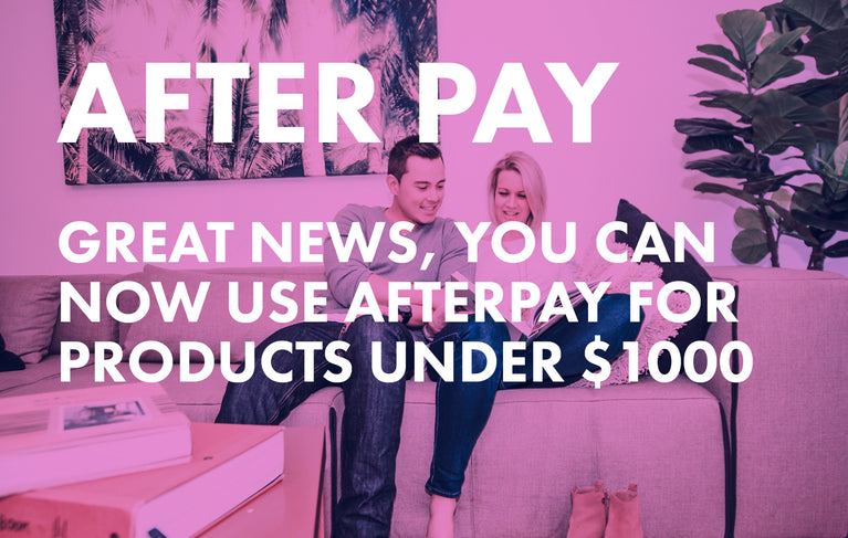Afterpay: Order now and pay later