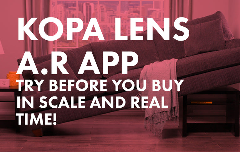 Virtual showroom at your fingertips: Introducing KopaLens!
