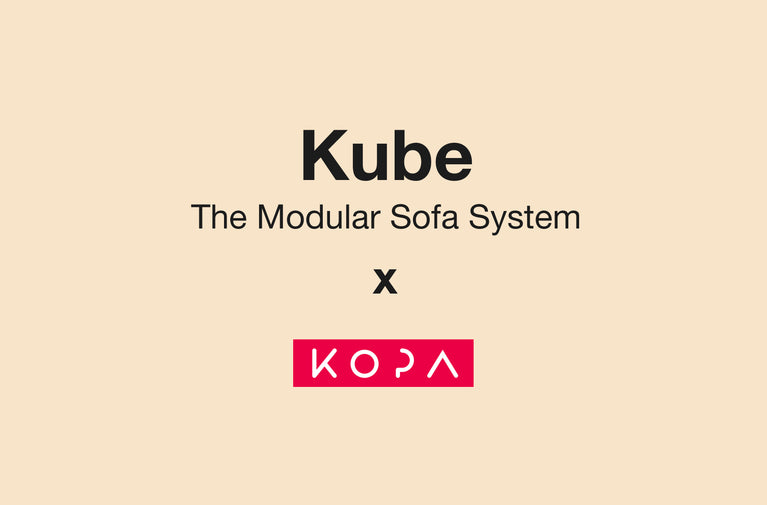 KUBE Customise yours!