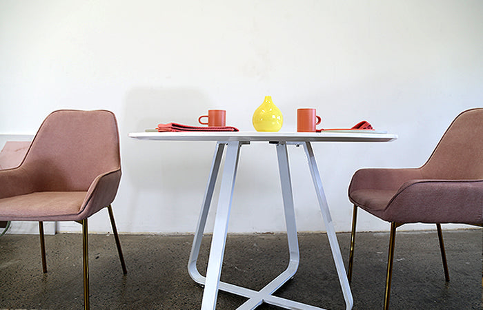 REVOLV DINING TABLE - KOPA