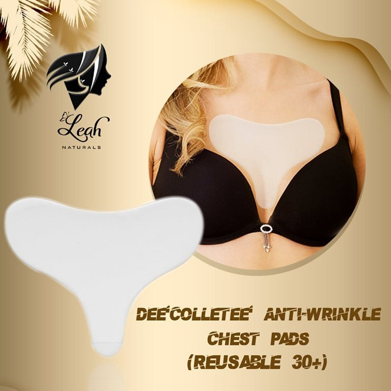Does Anti Wrinkle Silicone Decollete Beauty Enhancing Pads Really Work?