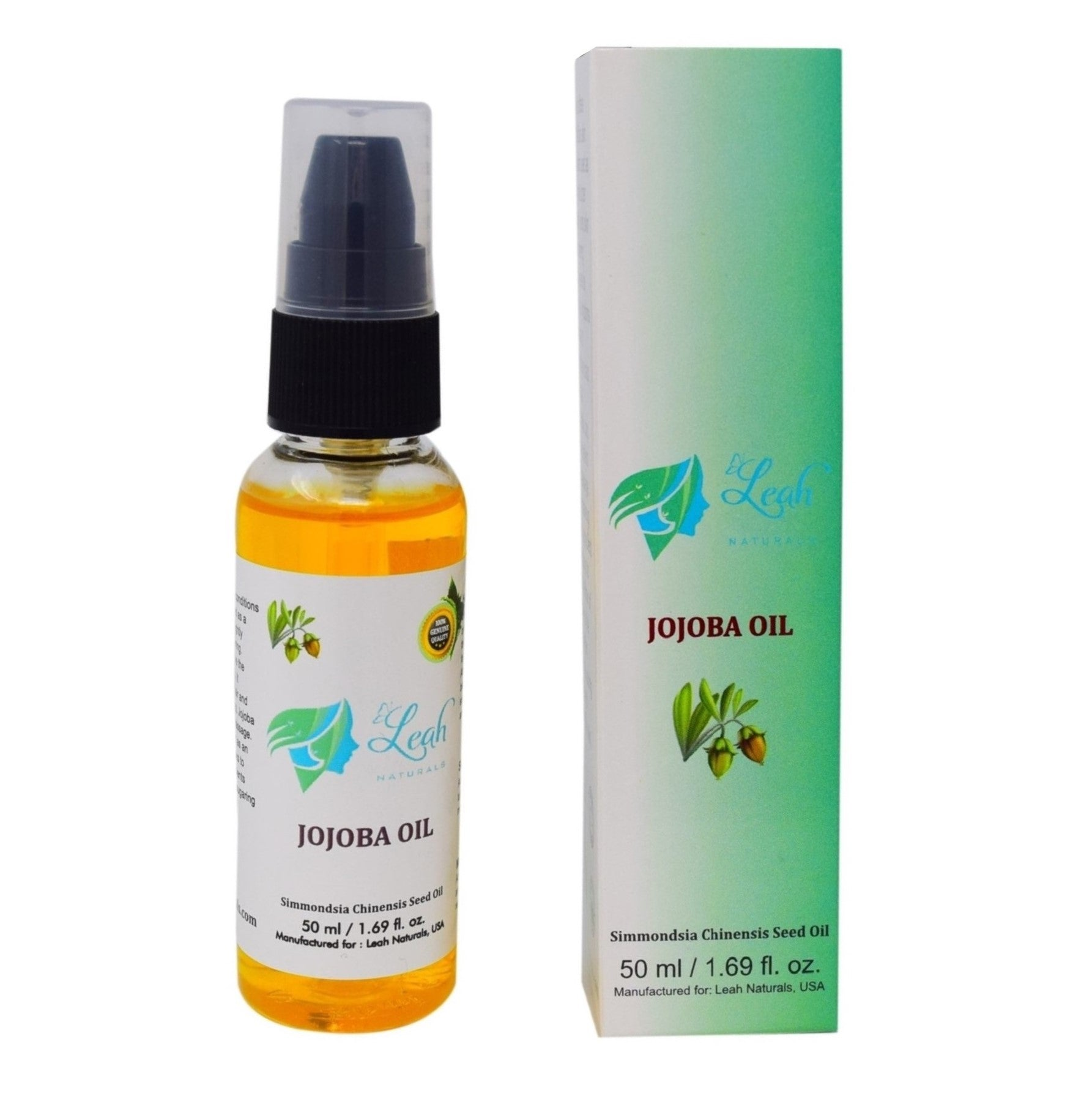 Pure Jojoba Oil 50ml
