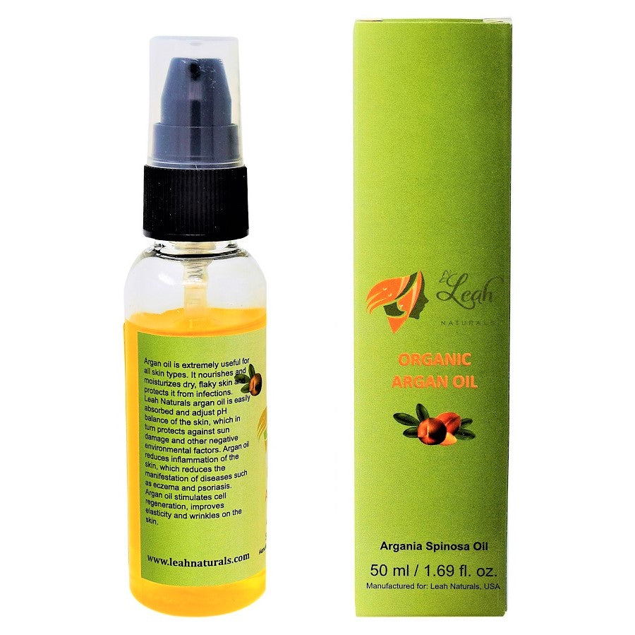 Pure Moroccan Argan Oil 50ml
