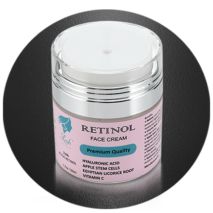 All Natural Active Retinol Cream