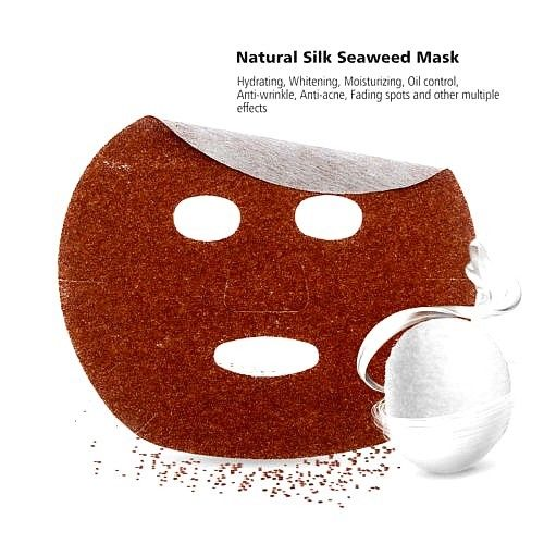 Natural ALGAE SEAWEED Silk Mask 30 Sheets