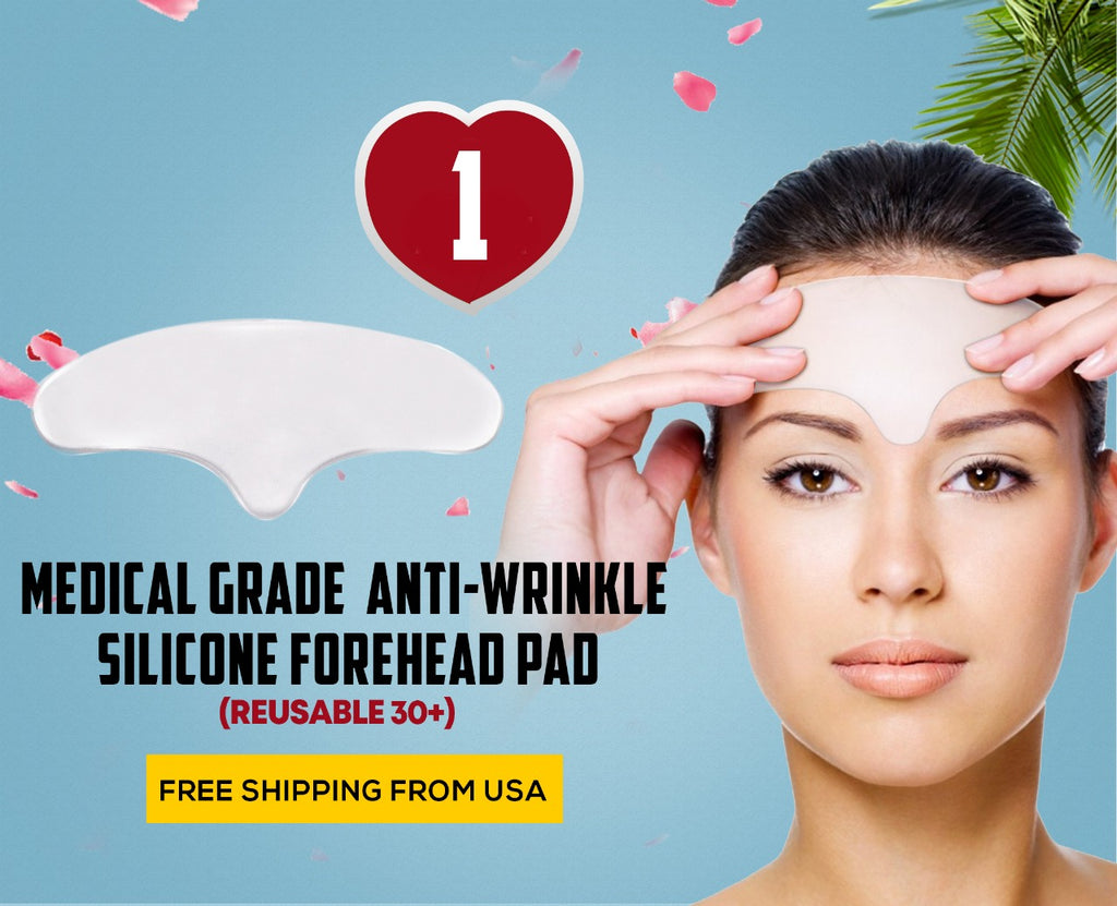 Silicone Forehead Lift Pads