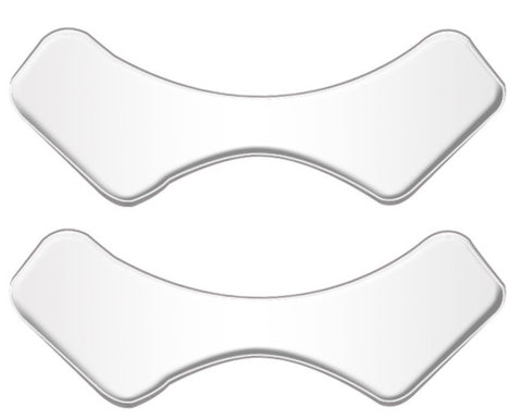 Silicone Mouth Pads 2 Piece Set