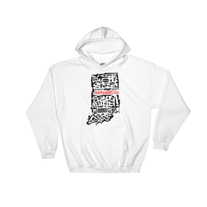 """Napghanistan"" Hooded Sweatshirt"