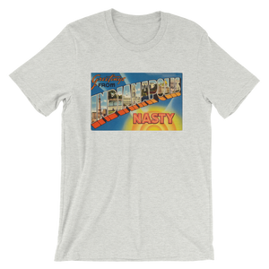 """Greetings From Indianapolis NASTY"" Short-Sleeve Unisex T-Shirt"