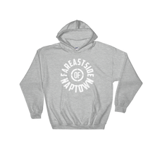 """Far Eastside of Naptown"" Slumhaus Hooded Sweatshirt"
