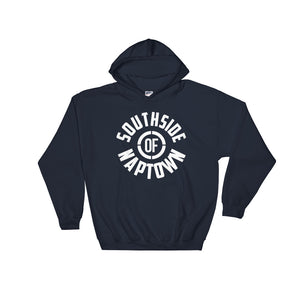 """Southside of Naptown"" Hooded Sweatshirt"