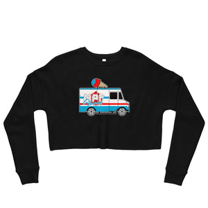 """Ice Cream Truck"" NON Crop Sweatshirt"