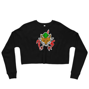 """Robin Hood"" PS Crop Sweatshirt"