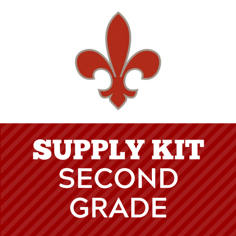 Second Grade Supply Kit