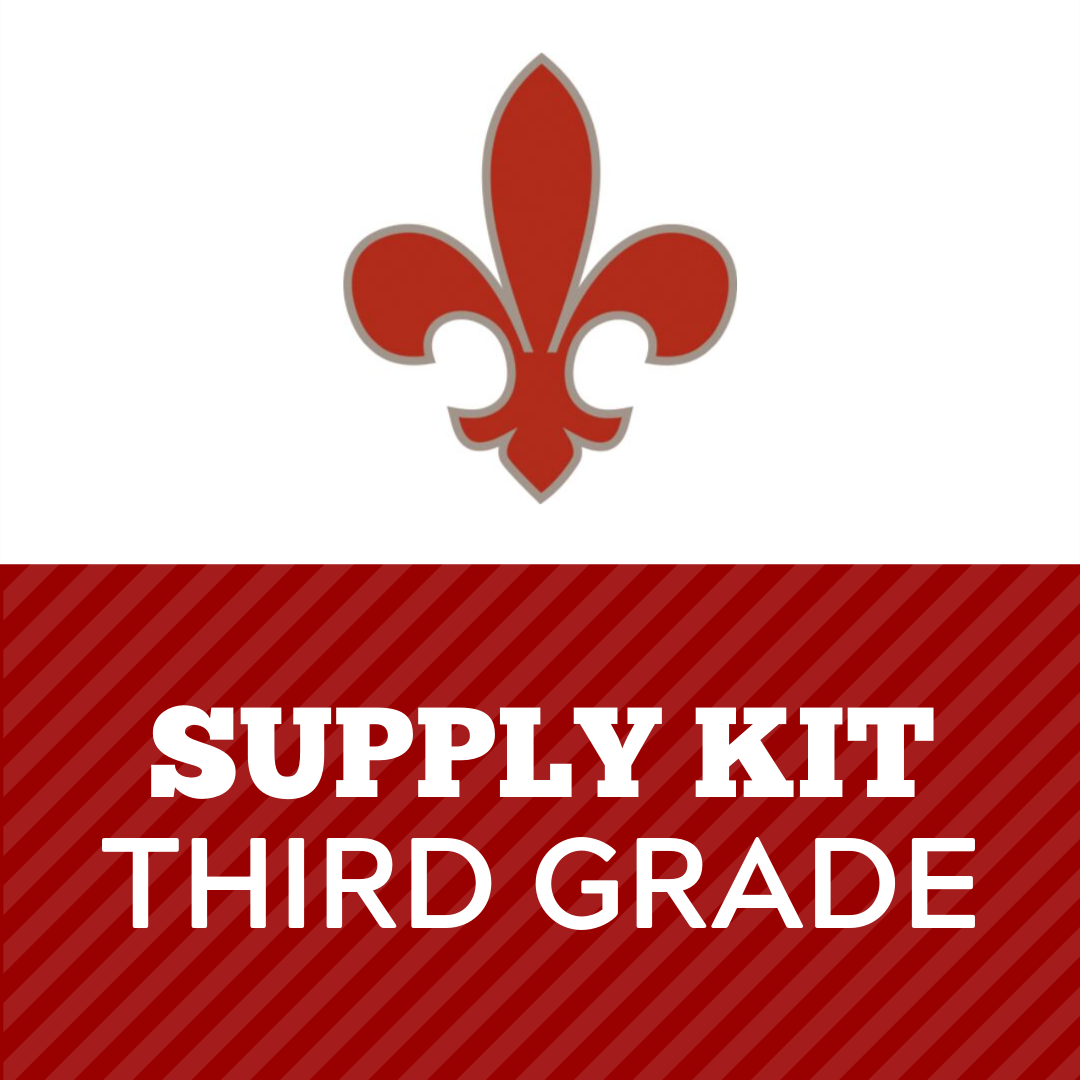 Third Grade Supply Kit