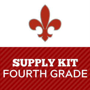 Fourth Grade Supply Kit