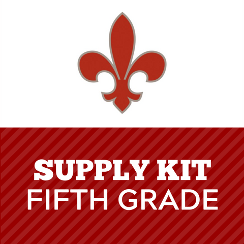 Fifth Grade Supply Kit